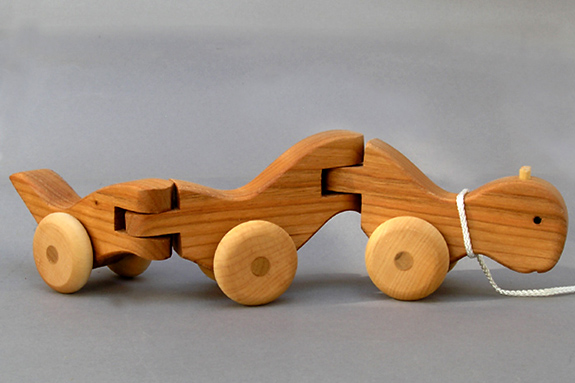 Nontoxic Wooden Toys Made In Usa Push And Pull Toys