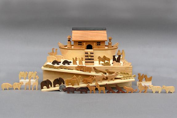 Noah's Ark Toys