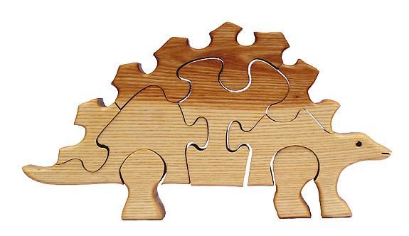 Wooden Animal Puzzle Wooden Animal Puzzle